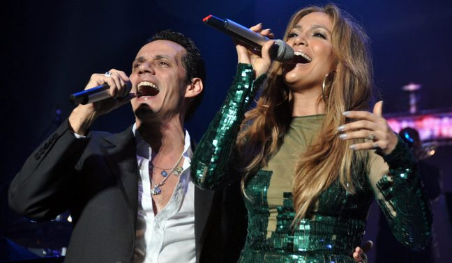 Jennifer Lopez & Marc Anthony Newly Single and Ready to Mingle?