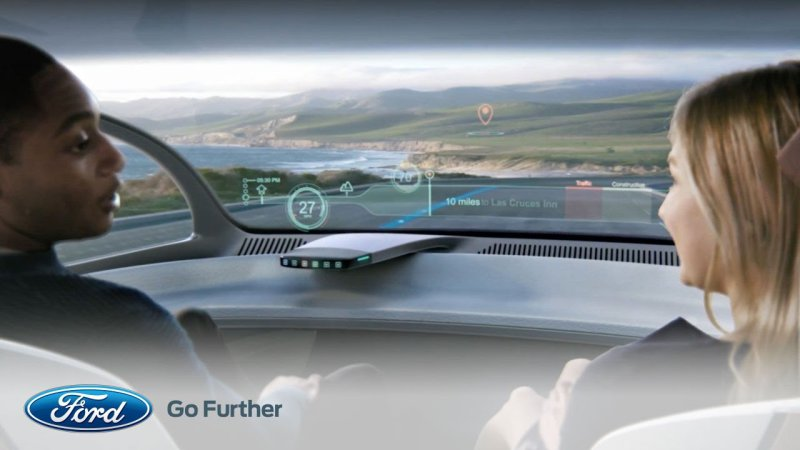 Ford Brings 'Go Further' and Auto & Mobility to Life