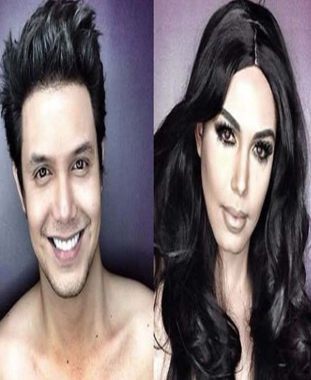 Male Actor transforms himself into Beyoncé, Katy Perry, Julia Roberts & More