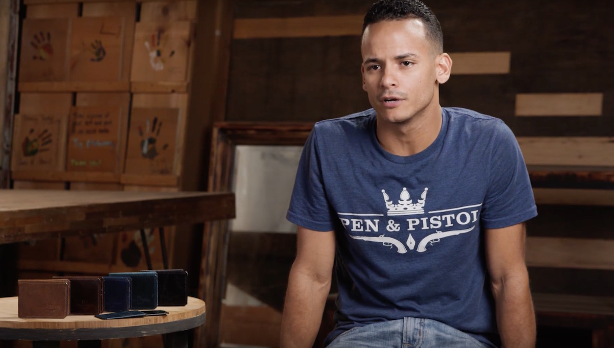 Ralphy Dominguez goes from the South Bronx-to-Prison-to-an-Entrepreneur