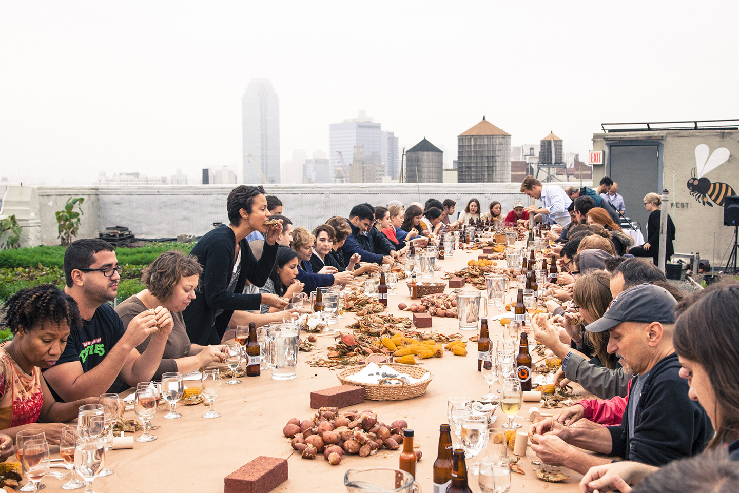 Dine in Brooklyn Celebrates the Boroughs Rich Cuisine