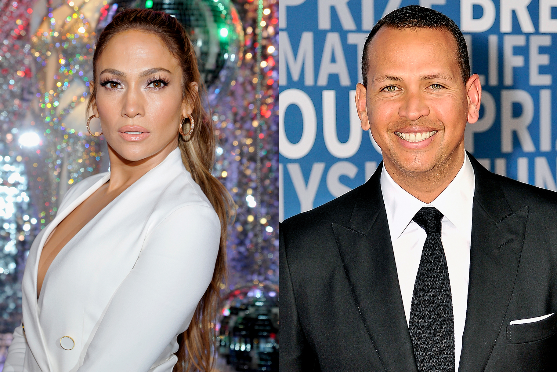 Jennifer Lopez and Alex Rodriguez are dating