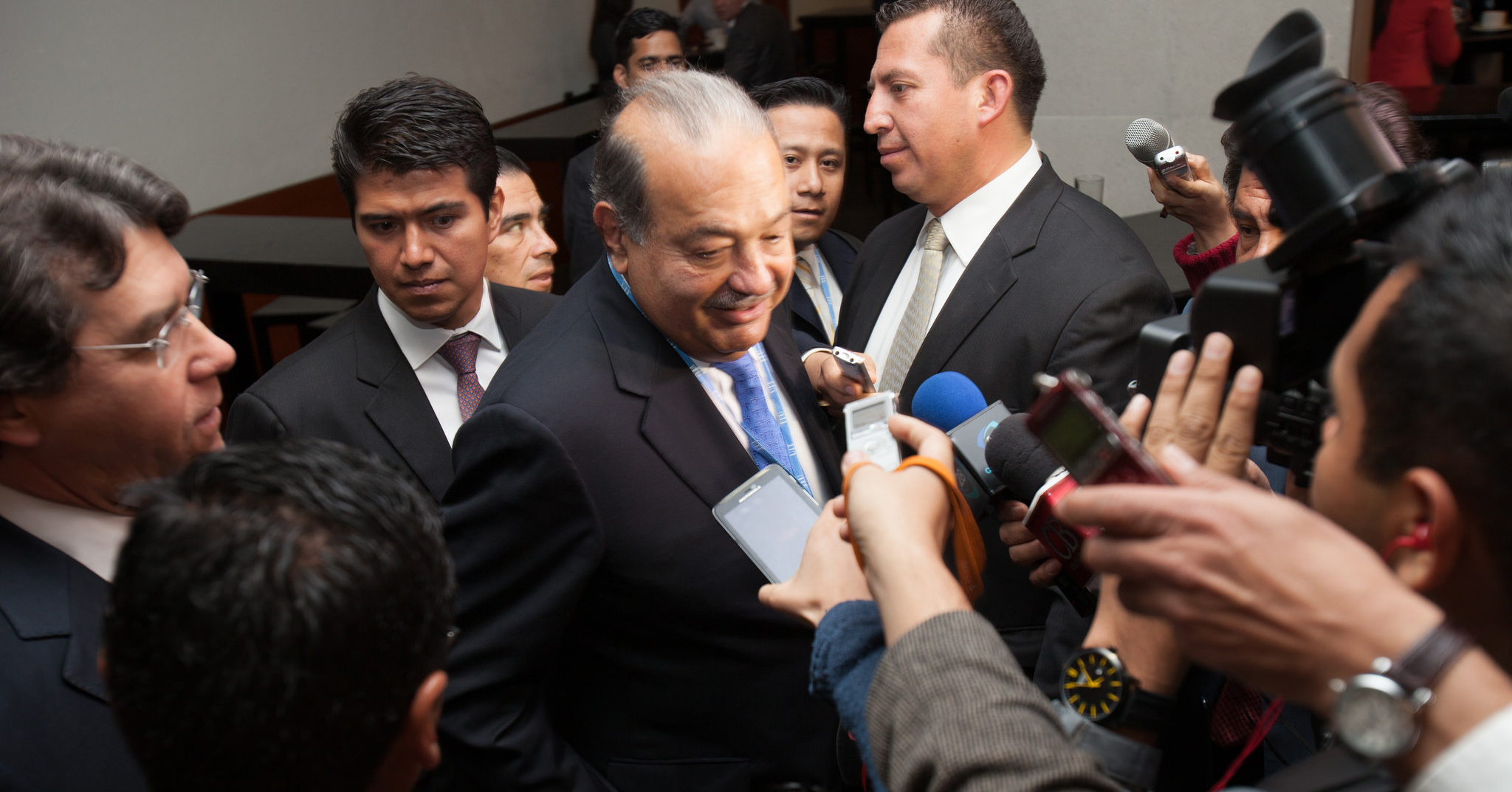 Mexican Billionaire Carlos Slim's Investments Revealed