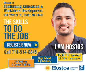 Hostos Continuing Education