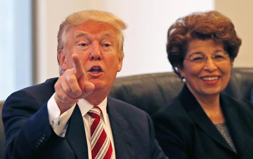 Trump Chooses Jovita Carranza as the 7th Latina US Treasurer
