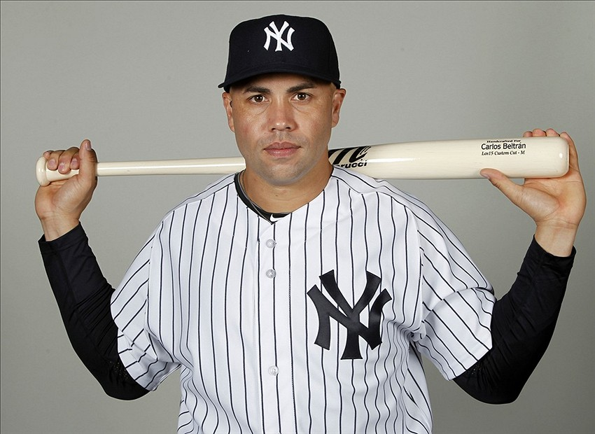 Carlos Beltran Goes To Bat For Puerto Rico With 1m Donation