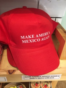"""Make American Mexico Again"" hat 